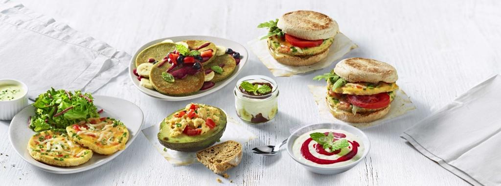 Začněte den s radostí díky zdravé a vydatné snídani