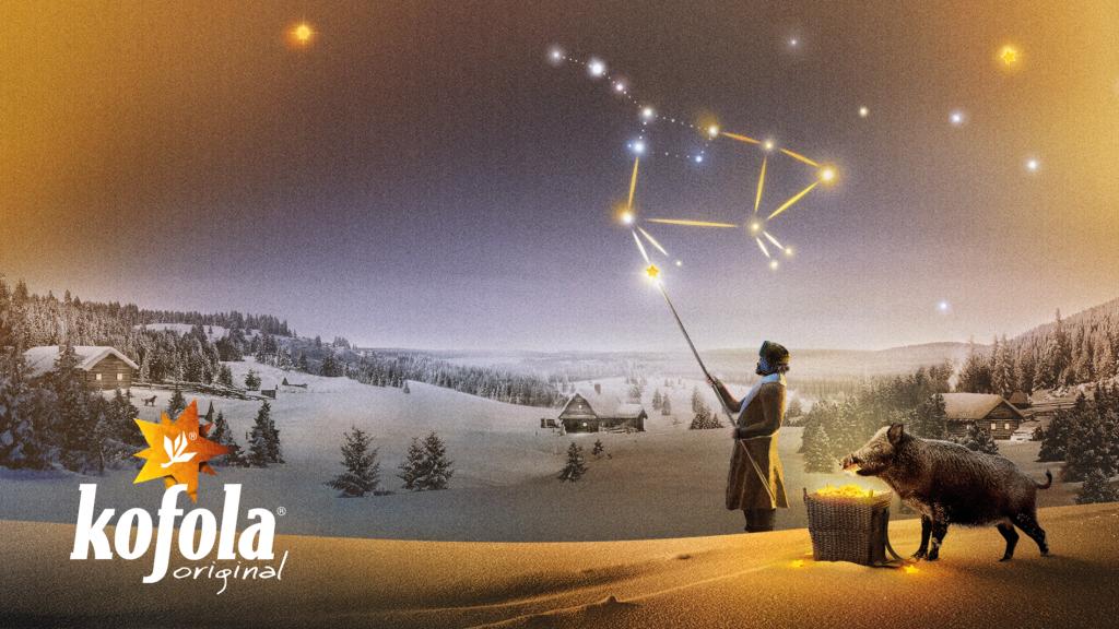 Legendární vánoční spot od Kofoly letos překvapí