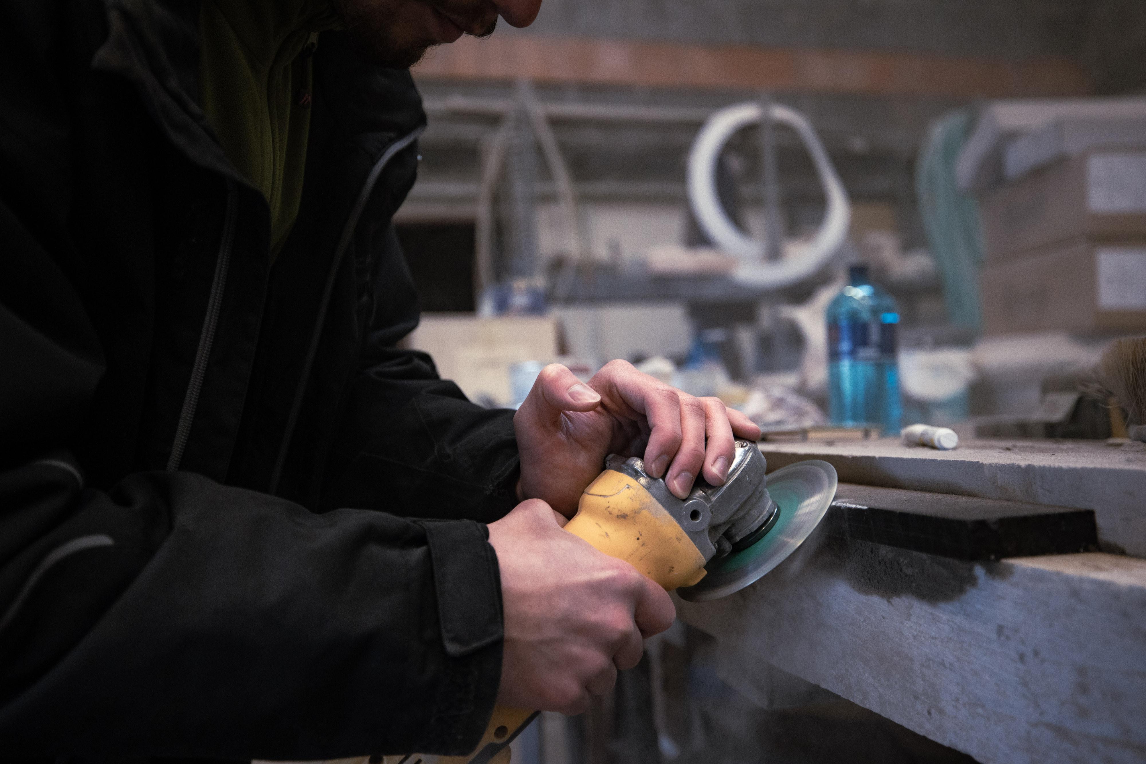 Nejnáročnější řemesla? Největšími dříči jsou kameníci, tesaři a skláři