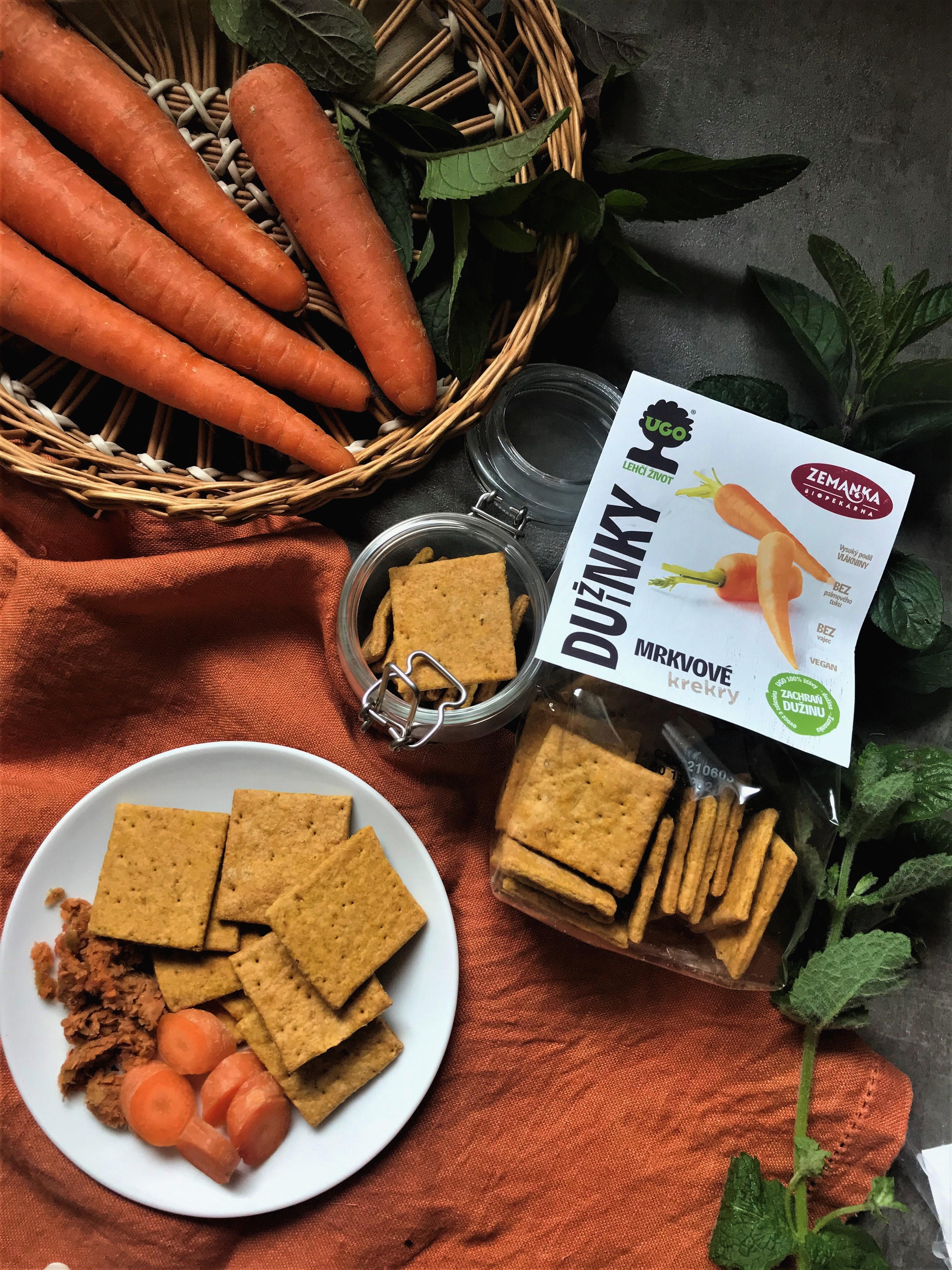 Sušenky ze zbytků? Biopekárna Zemanka a UGO představují  novinku, která využívá suroviny bez plýtvání