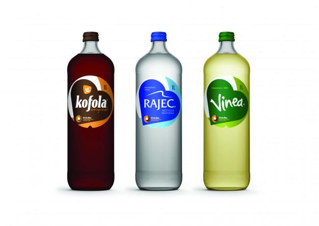 Kofola prichádza s novým projektom vratného skla do obchodov. Ponúkne tak alternatívu k PET fľašiam a plechovkám.