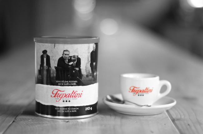 Kofola přichází s novou značkou italské kávy Trepallini