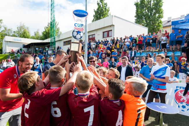 Prvenství v Ondrášovka Cupu udržela Sparta